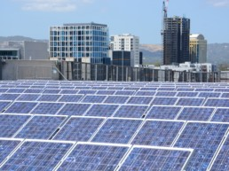 Solar panels installed in Adelaide.