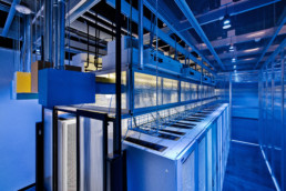 Low-carbon Data Center Cooling designed by Aligned Energy.