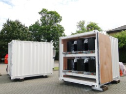 Repowering The Grid With Used EV Batteries