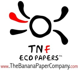 TNF Ecopapers - The Banana Paper Company