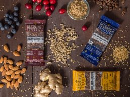 Supergrain+ is a flour made from 'spent grain' a byproduct from brewing beer