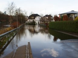 Flood Protection Facility Safeguards Holstebro