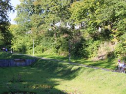 Park in Gladsaxe Municipality has two purposes: climate change and healthy citizens.