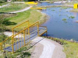 Rainwater Basins Become Recreational Spaces in Skanderborg Municipality.