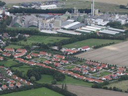 Surplus heat from a pectin production factory is being repurposed for heating the homes of citizens in Køge and Solrød Municipality.