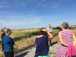 Adults in Northern Jutland talk sustainability and 00% self-sufficient with renewable energy by 2050.