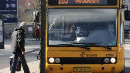Buses in Roskilde
