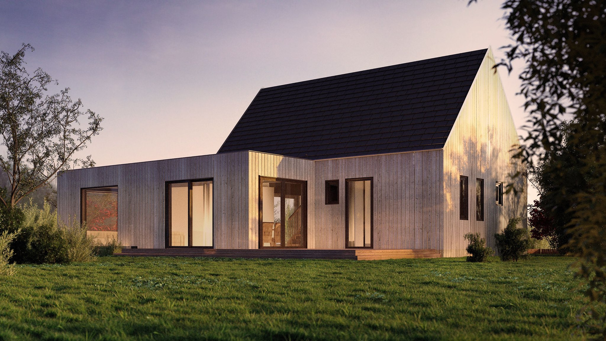 Rethinking Construction with Modular Wooden Homes   Global