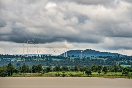 Subyai Wind Power Project in Thailand