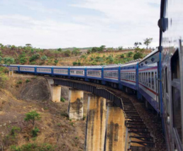 NEW STANDARD-GAUGE RAILWAY FROM DAR ES SALAAM TO MOROGORO, COWI