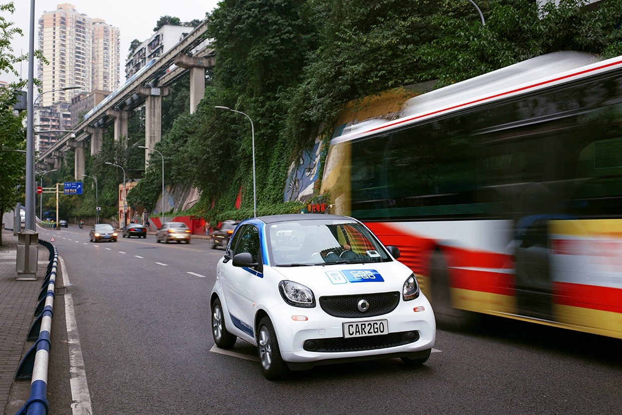 Cleaner Mobility Through Car Sharing | Global Opportunity