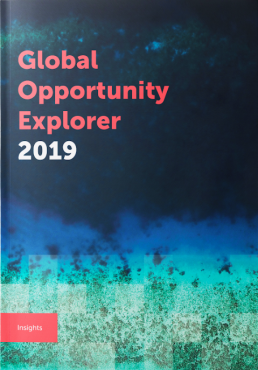 Global opportunity explorer